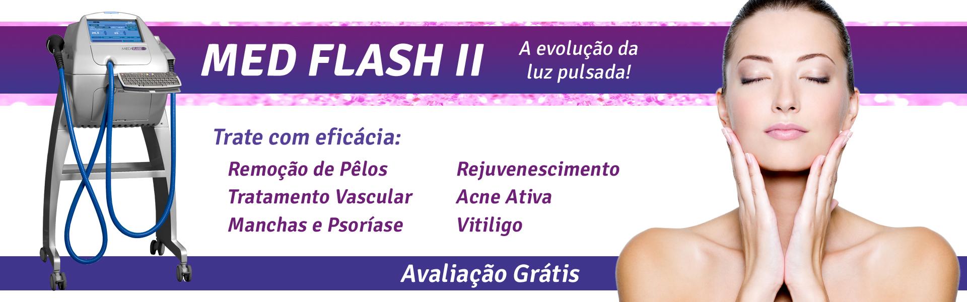 Med Flesh II: A evolução da luz pulsada na beleza da sua pele